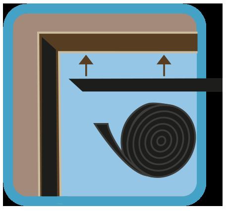 Installation d'une dalle de sol en verre sur mesure