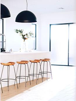 4 astuces pour gagner en luminosité dans sa cuisine!