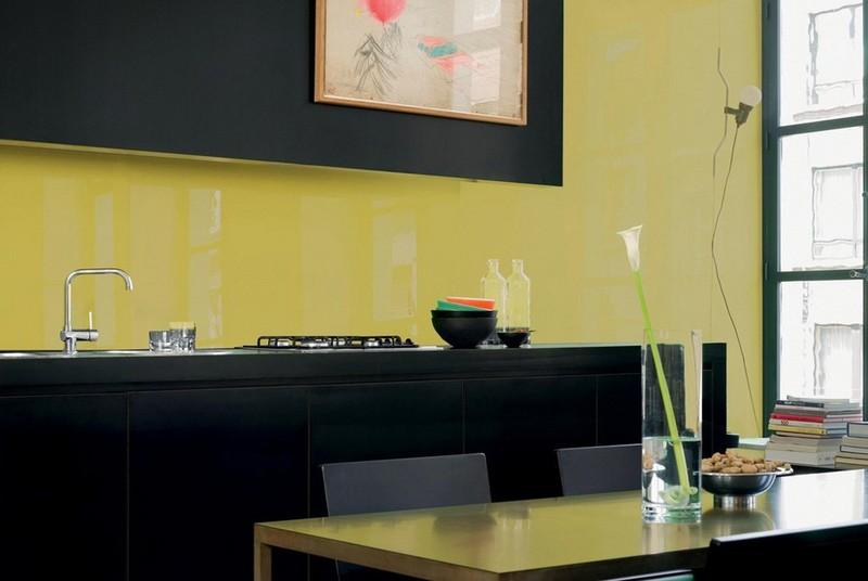 Cr dence de cuisine en verre sur mesure securit - Credence cuisine sur mesure ...