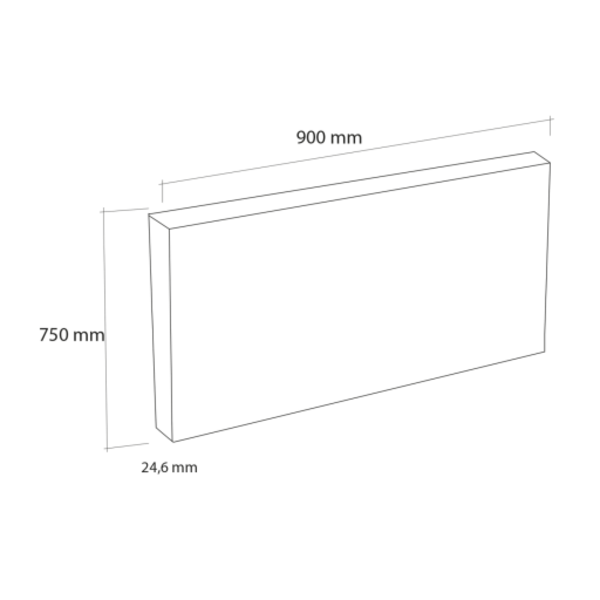 crdence verre transparent amazing crdence en verre satin support carr with crdence verre. Black Bedroom Furniture Sets. Home Design Ideas