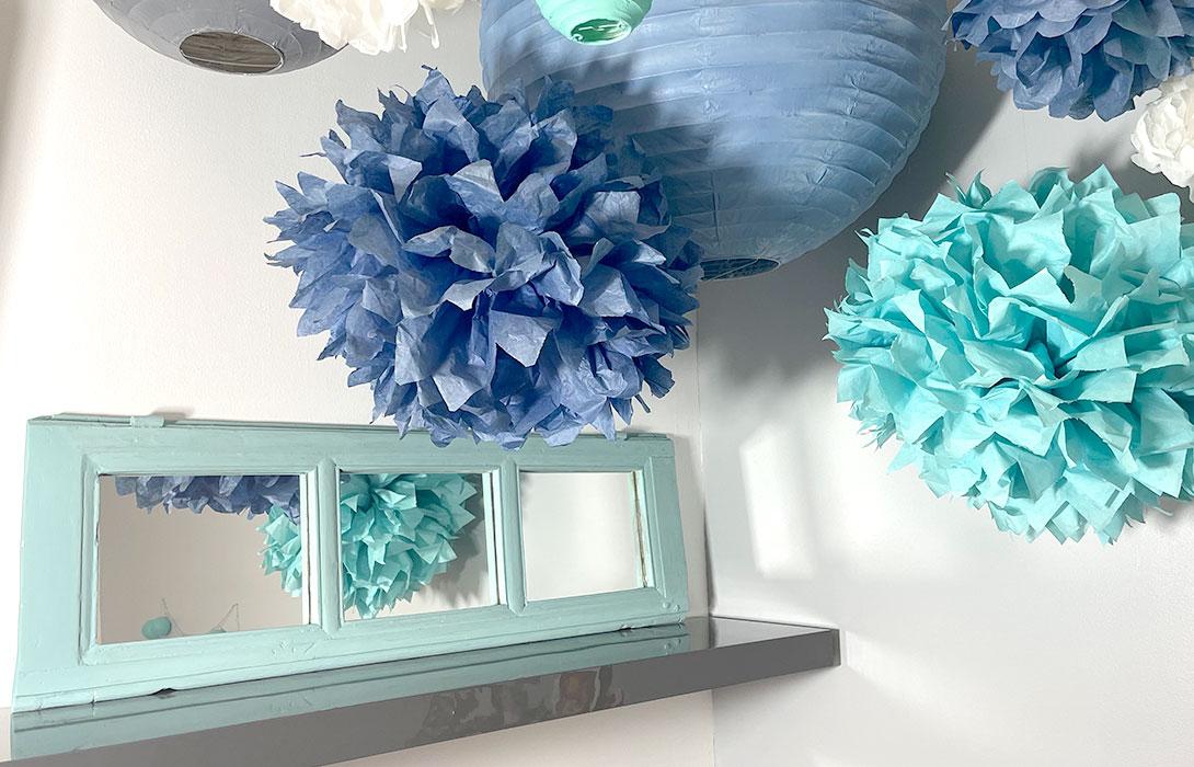 DIY: Customiser une vieille fenêtre en miroir fenêtre pour enfant ?
