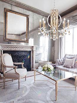 Inspiration : comment décorer un appartement haussmannien ?