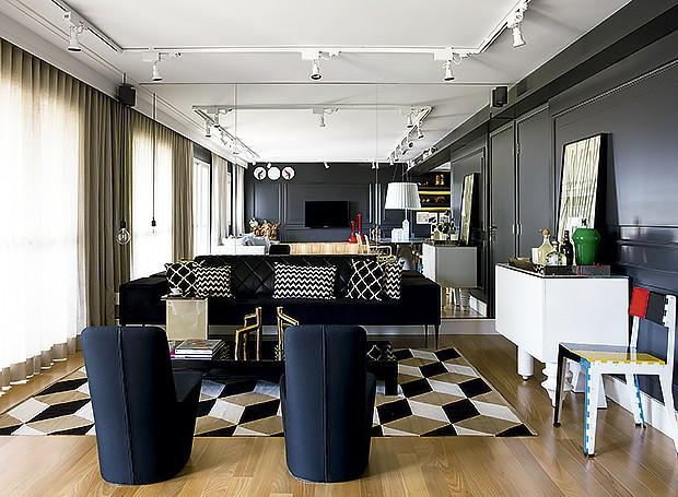salon salle manger. Black Bedroom Furniture Sets. Home Design Ideas