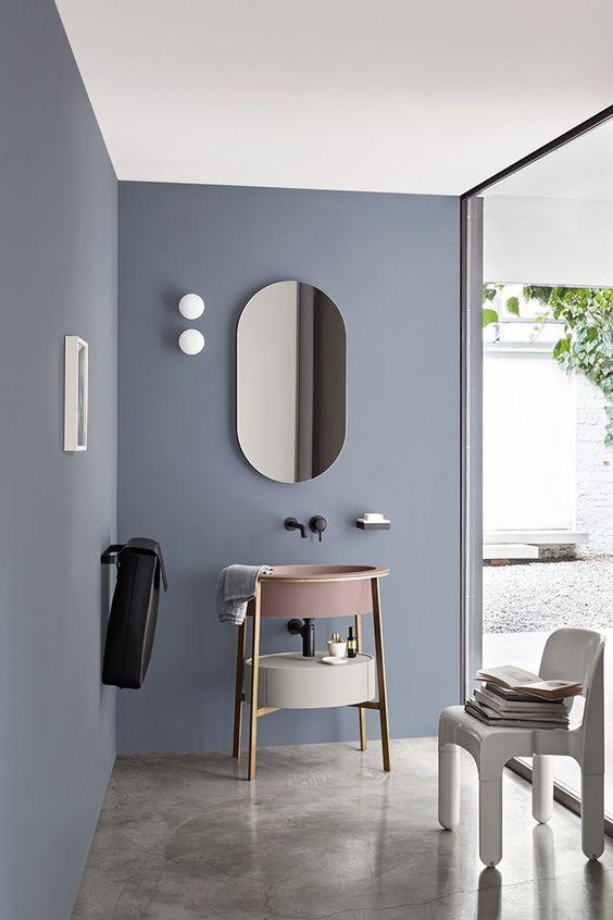 miroir vertical elipse