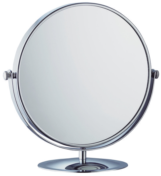 Miroir grossissant rond haute pr cision for Miroir rond grossissant