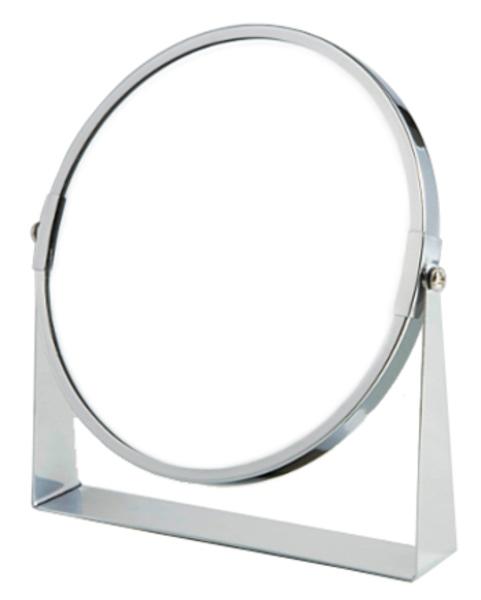 Miroir grossissant sur pied for Petit miroir rond sur pied
