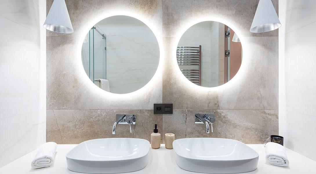 Inspiration : quel miroir choisir pour votre salle de bain ?