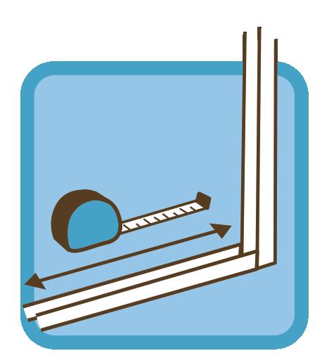 Installation d'un pare douche en verre sur mesure fixe