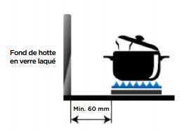 Cr dence de cuisine en verre sur mesure securit - Installer credence cuisine ...
