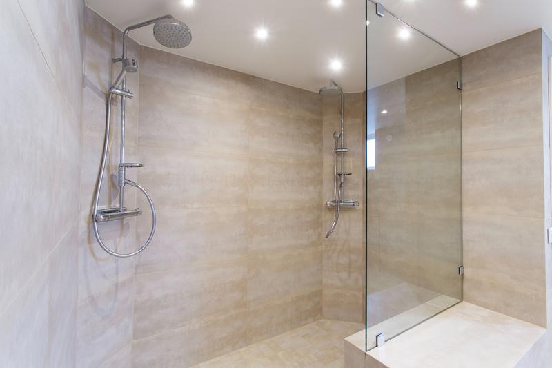 paroi de douche vitree sur mesure