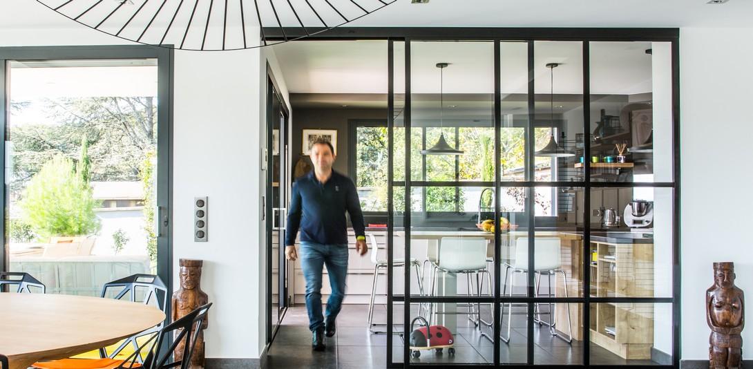 c t verre l 39 legance du verre pour d corer votre int rieur. Black Bedroom Furniture Sets. Home Design Ideas