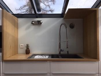 Crédence de cuisine en verre blanc pur - Mr Rayrat (38)