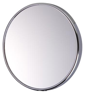 Miroir à ventouse Métal