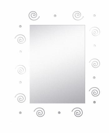 Miroir décor Hugo 50
