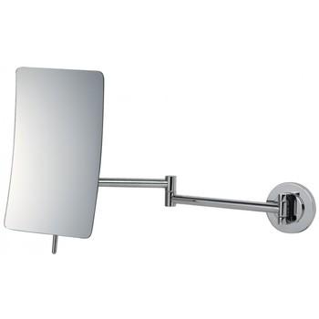 C t verre l 39 legance du verre pour d corer votre int rieur for Miroir orientable