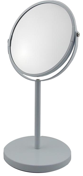 Miroir grossissant sur pied t lescopique for Miroir rond grossissant