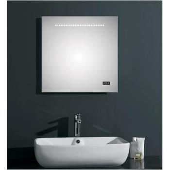 miroir de salle de bain avec lumi re led. Black Bedroom Furniture Sets. Home Design Ideas