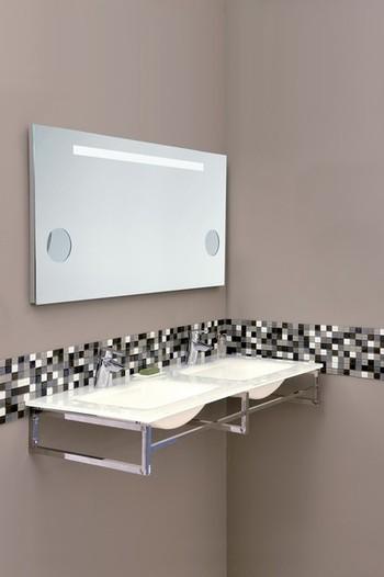 Miroir lumineux Dima 120