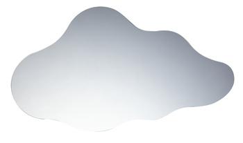 C t verre l 39 legance du verre pour d corer votre int rieur for Miroir nuage
