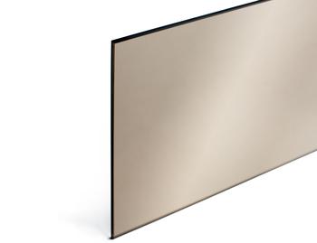 Plaques de fixation adh sive pour miroir - Miroir autocollant sur mesure ...
