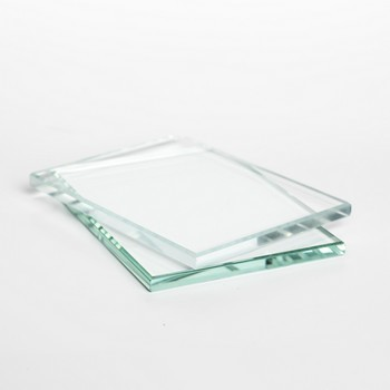 Verre sur mesure trempé Extraclair