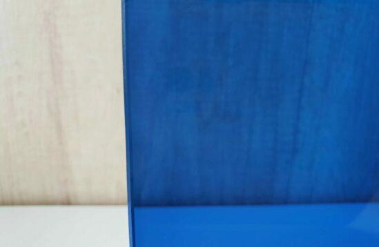 Feuilleté 44.2 coloré bords polis